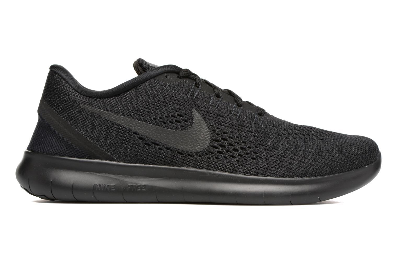 Chaussures de sport Nike Nike Free Rn Noir vue derrière