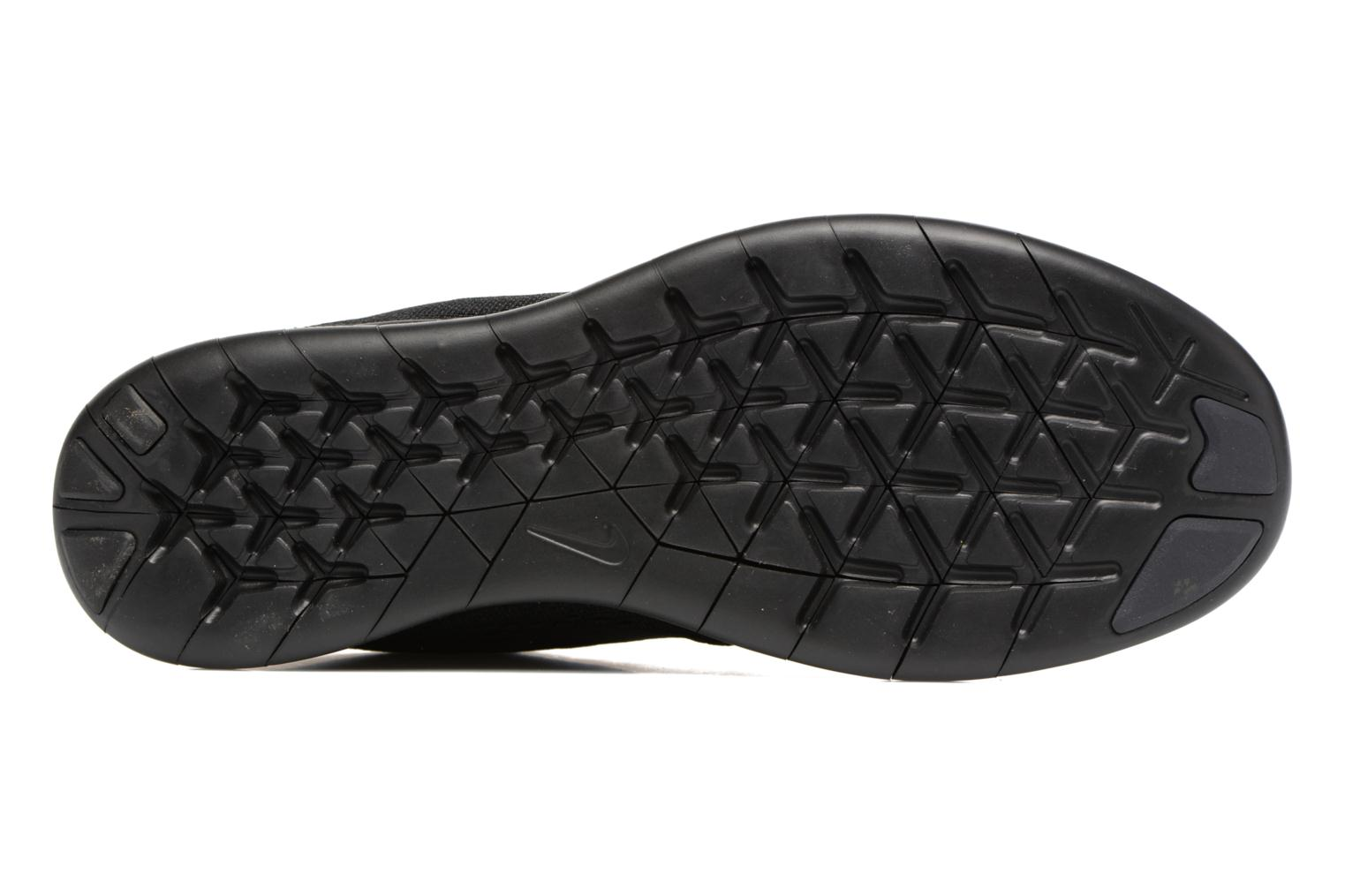 Sport shoes Nike Nike Free Rn Black view from above