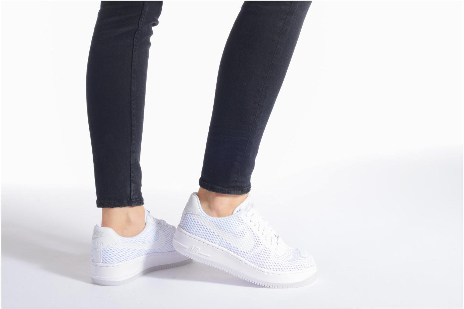 W Af1 Low Upstep Br White/white