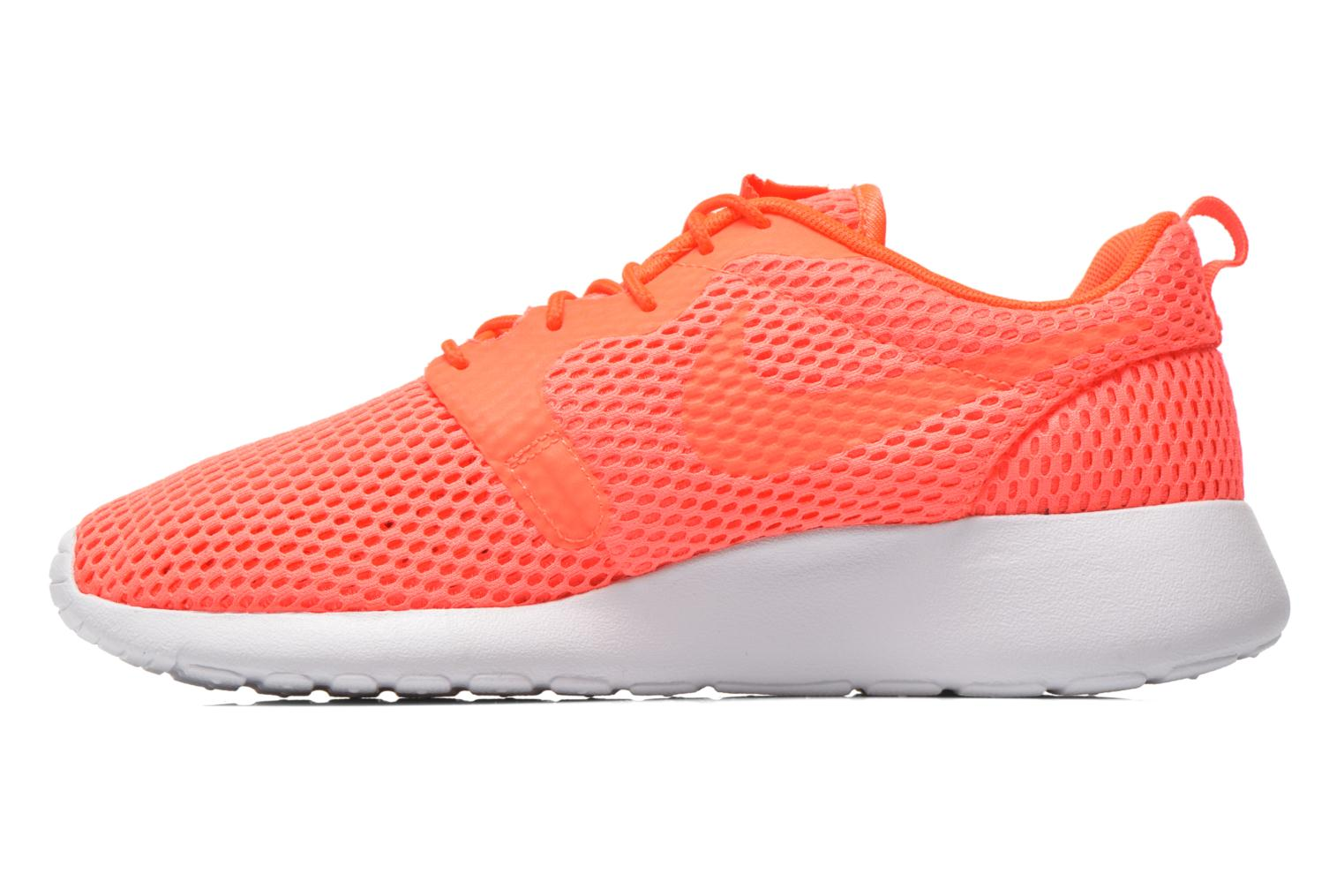 Trainers Nike Nike Roshe One Hyp Br Orange front view