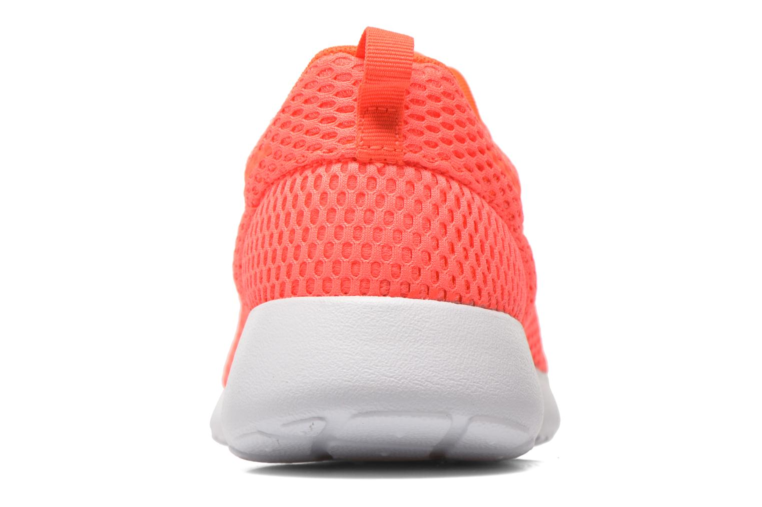 Trainers Nike Nike Roshe One Hyp Br Orange view from the right