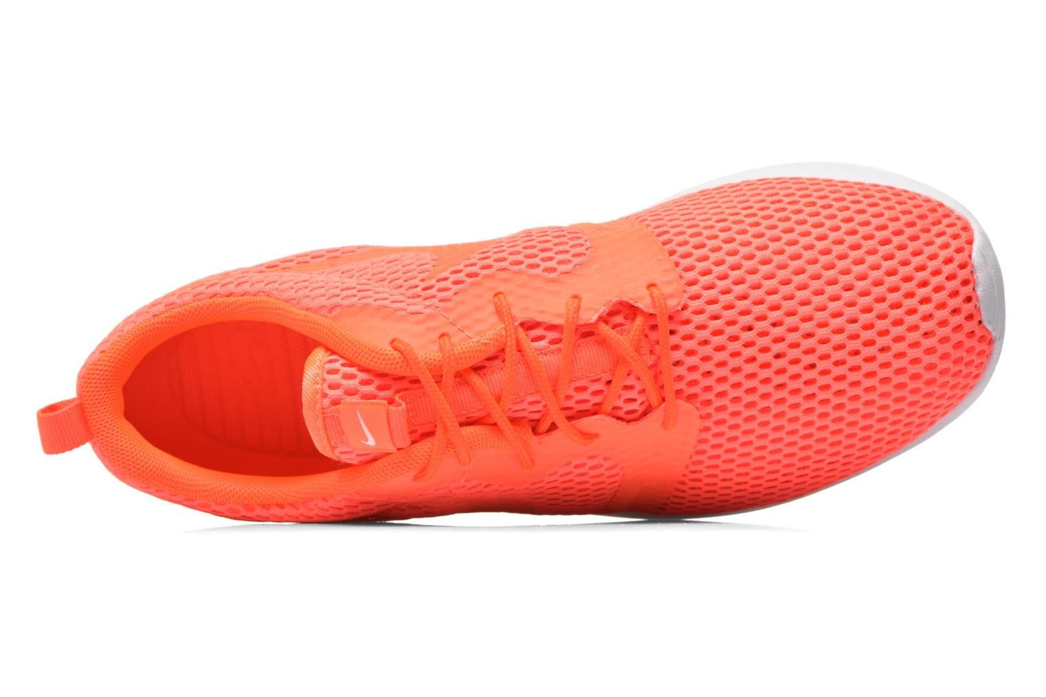 Trainers Nike Nike Roshe One Hyp Br Orange view from the left