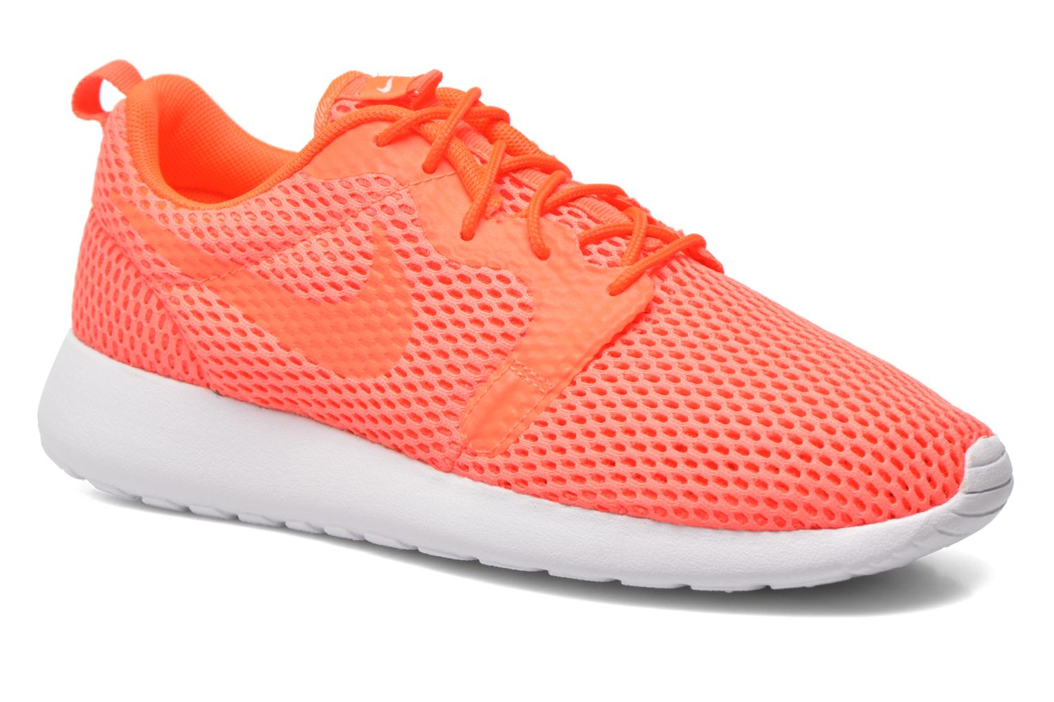 Trainers Nike Nike Roshe One Hyp Br Orange detailed view/ Pair view