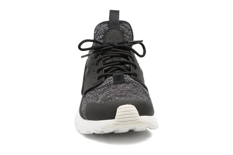 Sneaker Nike Nike Air Huarache Run Ultra Br schwarz schuhe getragen