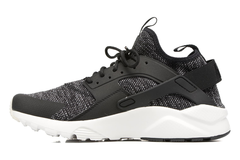 Sneaker Nike Nike Air Huarache Run Ultra Br schwarz ansicht von vorne