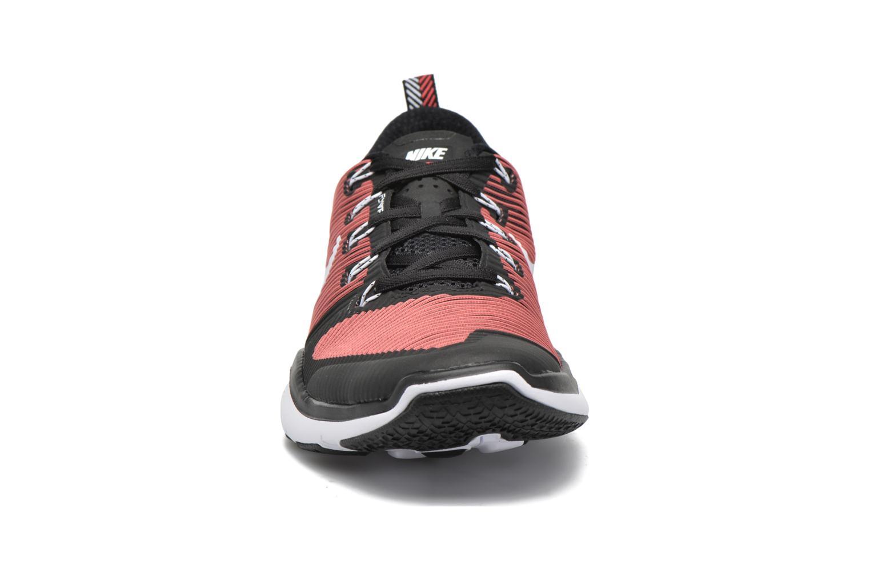 Chaussures de sport Nike Nike Free Train Versatility Noir vue portées chaussures