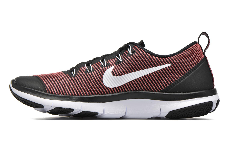 Nike Free Train Versatility Black/White-Action Red