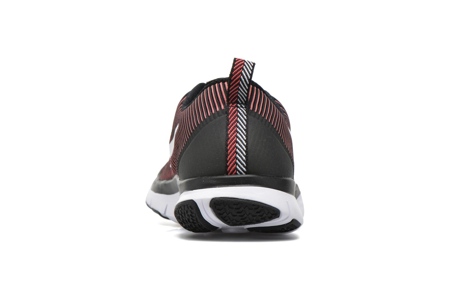 Sport shoes Nike Nike Free Train Versatility Black view from the right