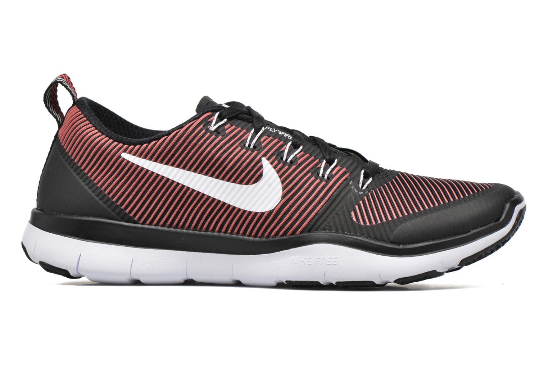Sport shoes Nike Nike Free Train Versatility Black back view