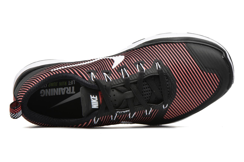 Chaussures de sport Nike Nike Free Train Versatility Noir vue gauche