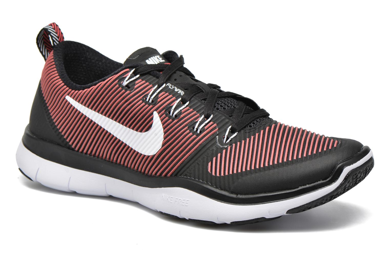 Sport shoes Nike Nike Free Train Versatility Black detailed view/ Pair view