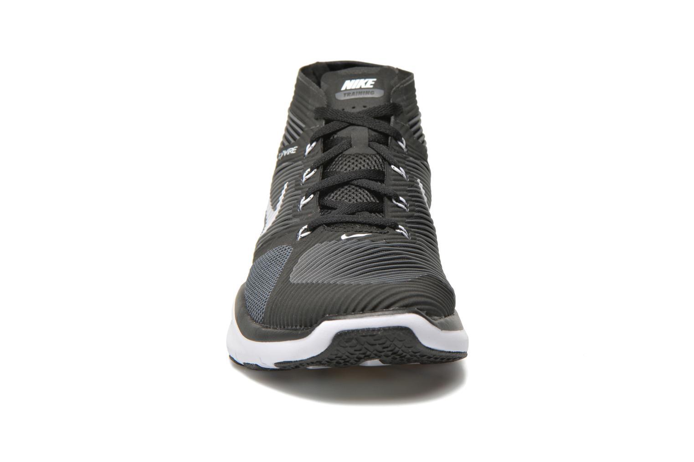 Sportschuhe Nike Nike Free Train Instinct schwarz schuhe getragen