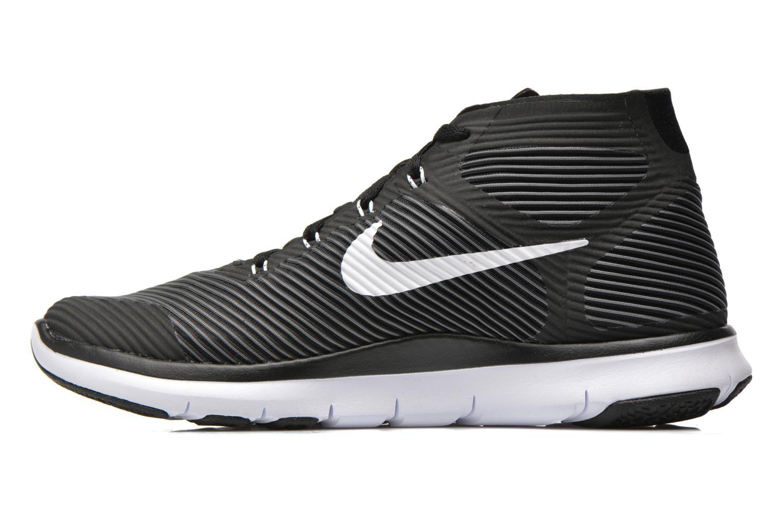 Sportschuhe Nike Nike Free Train Instinct schwarz ansicht von vorne