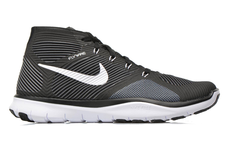 Sportschuhe Nike Nike Free Train Instinct schwarz ansicht von hinten