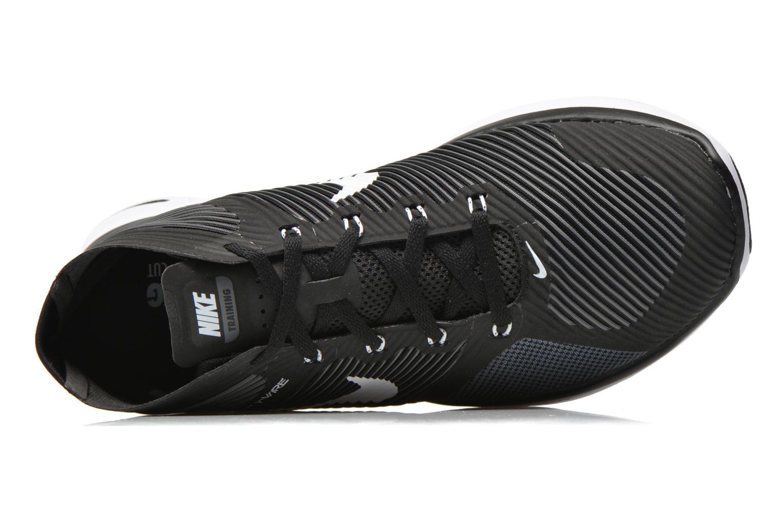 Sportschuhe Nike Nike Free Train Instinct schwarz ansicht von links