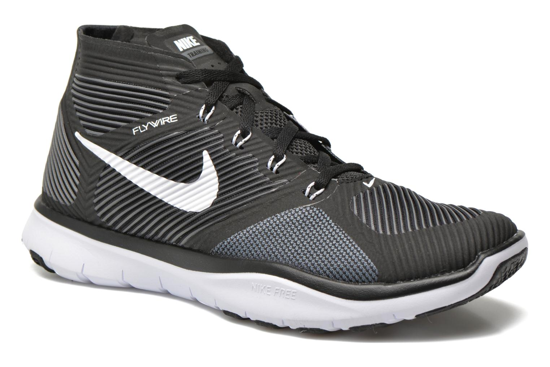 Sportschuhe Nike Nike Free Train Instinct schwarz detaillierte ansicht/modell