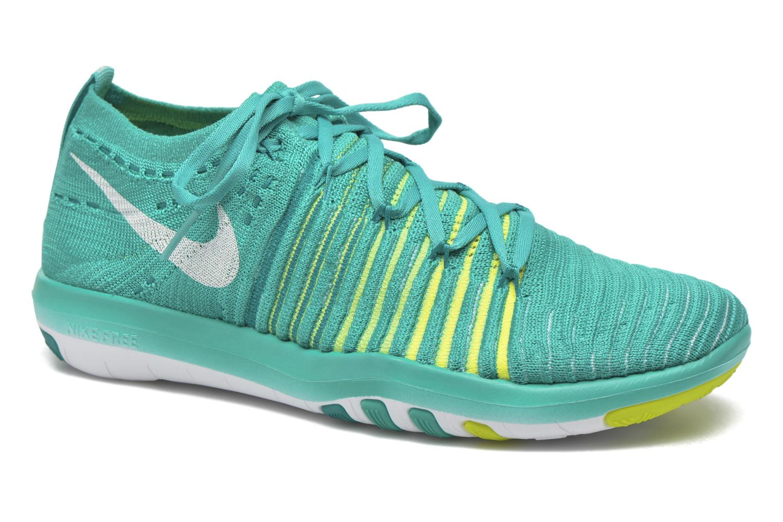 Sport shoes Nike Wm Nike Free Transform Flyknit Green detailed view/ Pair view