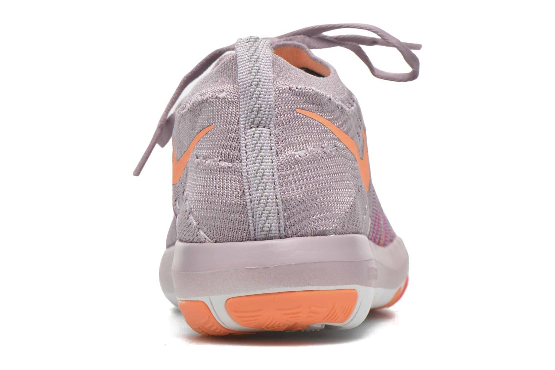 Sportschuhe Nike Wm Nike Free Transform Flyknit lila ansicht von rechts