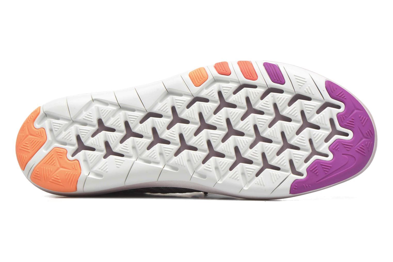 Sportschuhe Nike Wm Nike Free Transform Flyknit lila ansicht von oben