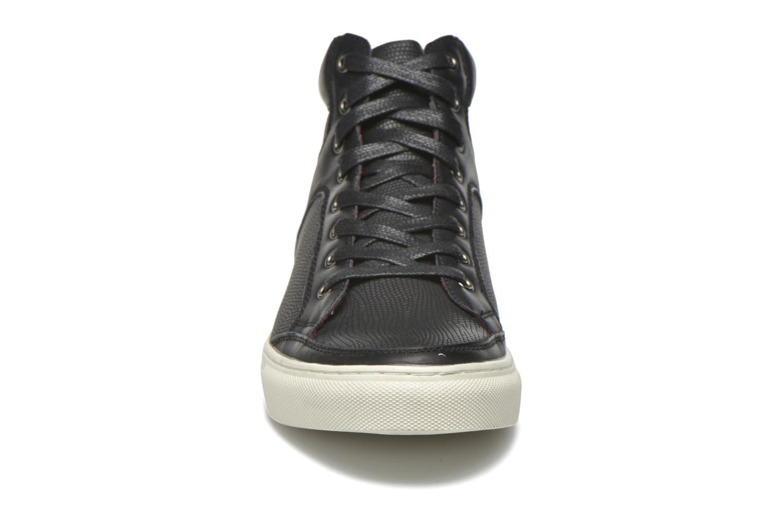 Baskets I Love Shoes SUPEES Noir vue portées chaussures