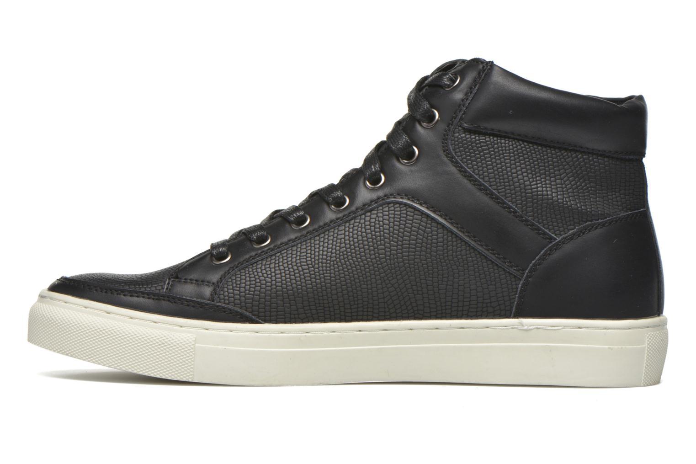 Baskets I Love Shoes SUPEES Noir vue face