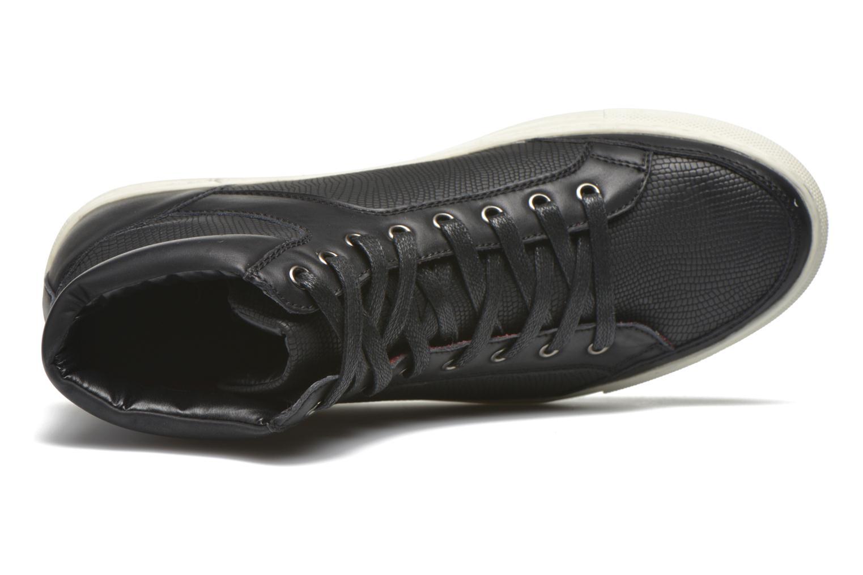 Baskets I Love Shoes SUPEES Noir vue gauche