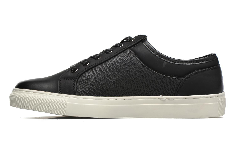 Sneaker I Love Shoes SUPEZ schwarz ansicht von vorne