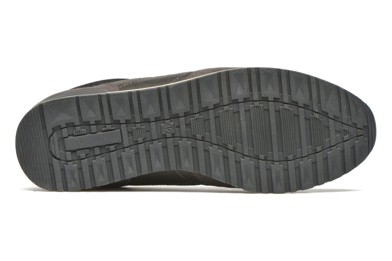 Sneaker I Love Shoes SUPERVISE grau ansicht von oben