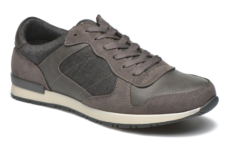 Sneaker I Love Shoes SUPERVISE grau detaillierte ansicht/modell