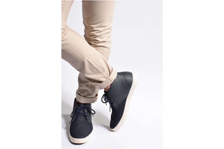 Sneaker I Love Shoes SUPEVRON braun ansicht von unten / tasche getragen