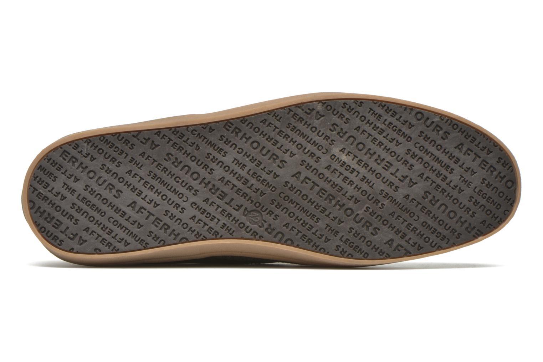 Sneaker I Love Shoes SUPEVRON braun ansicht von oben
