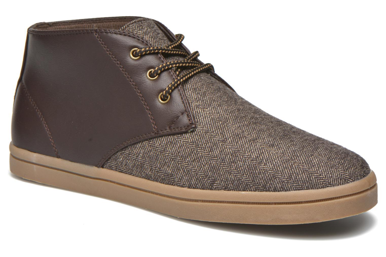 Sneaker I Love Shoes SUPEVRON braun detaillierte ansicht/modell