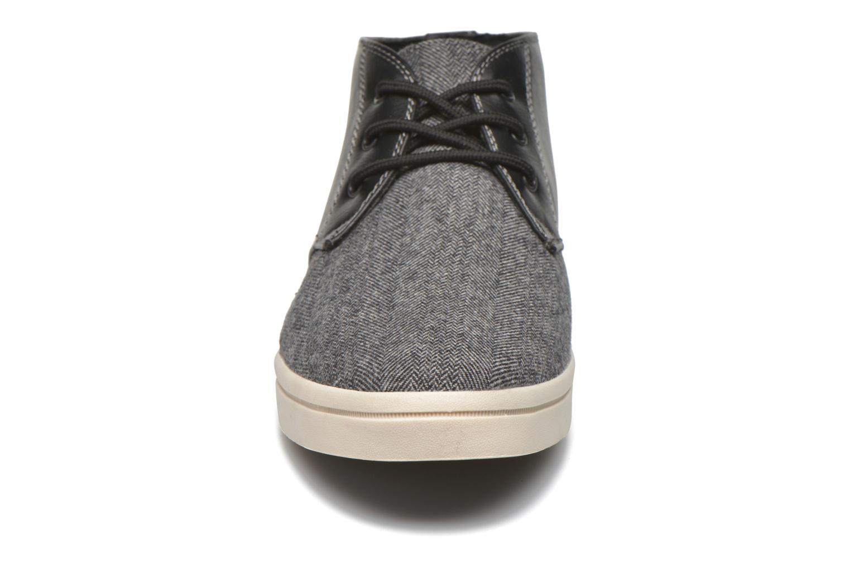Deportivas I Love Shoes SUPEVRON Negro vista del modelo