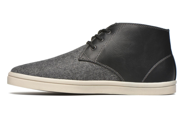 Sneakers I Love Shoes SUPEVRON Zwart voorkant