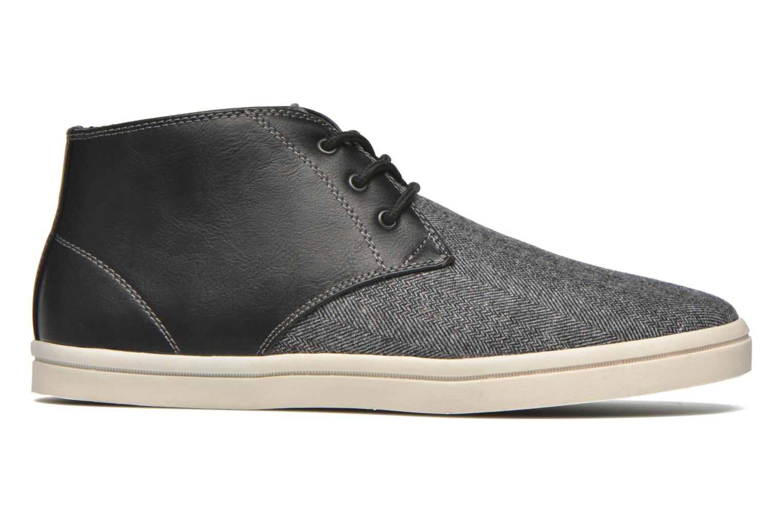 Deportivas I Love Shoes SUPEVRON Negro vistra trasera