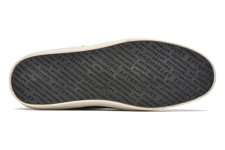 Baskets I Love Shoes SUPEVRON Noir vue haut