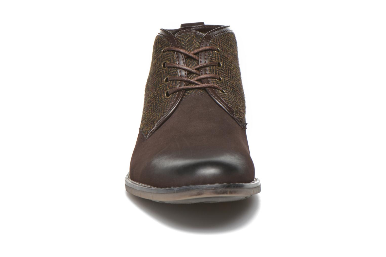 Stiefeletten & Boots I Love Shoes SUPESUKKA braun schuhe getragen