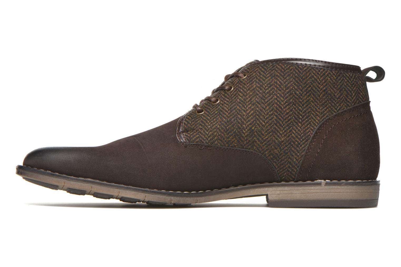Stiefeletten & Boots I Love Shoes SUPESUKKA braun ansicht von vorne