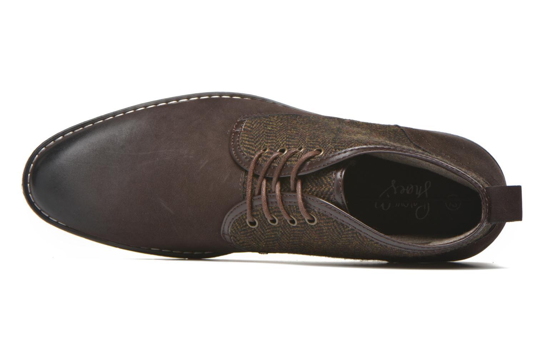 Stiefeletten & Boots I Love Shoes SUPESUKKA braun ansicht von links