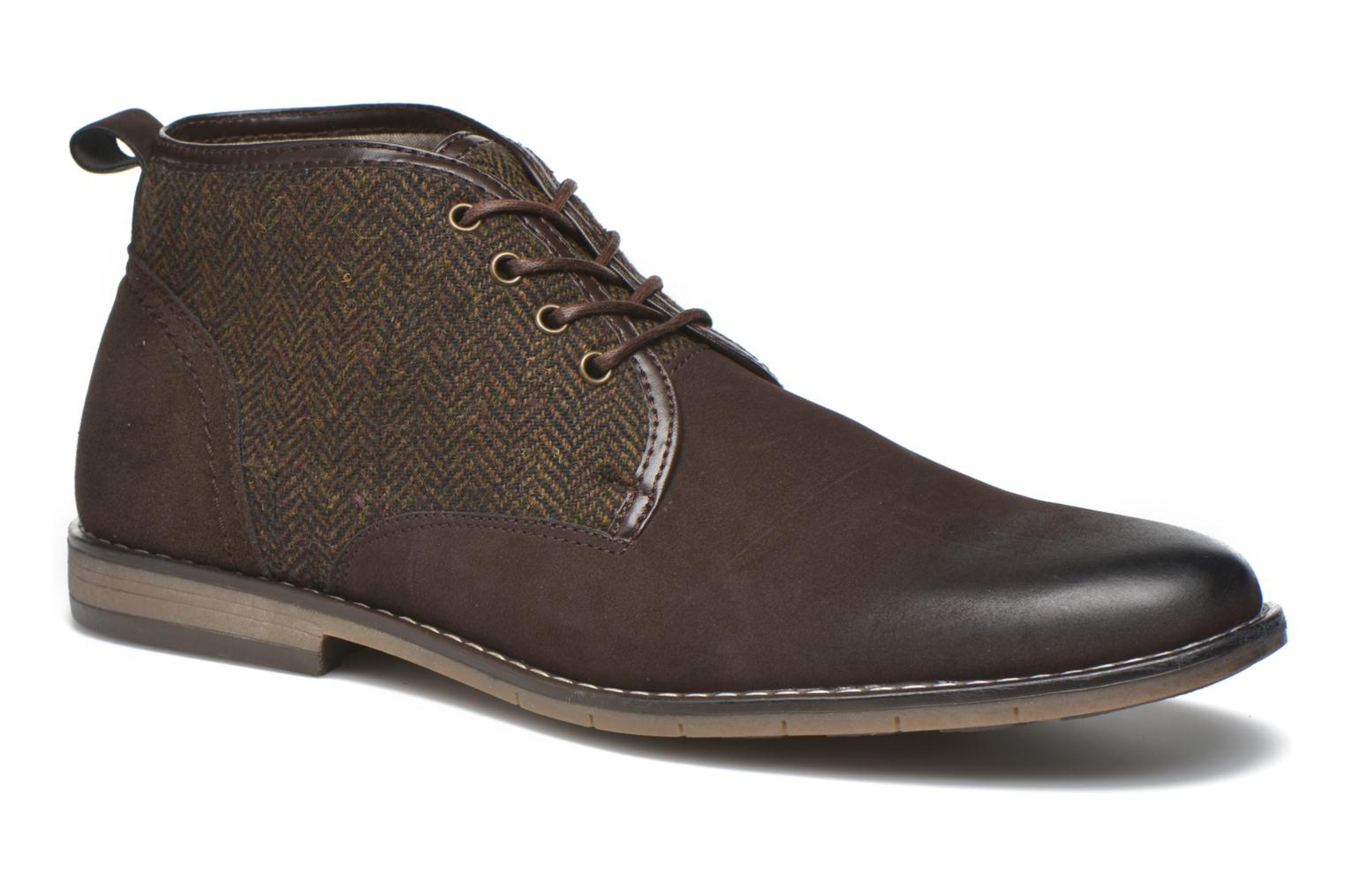 Marques Chaussure homme I Love Shoes homme SUPESUKKA Noir