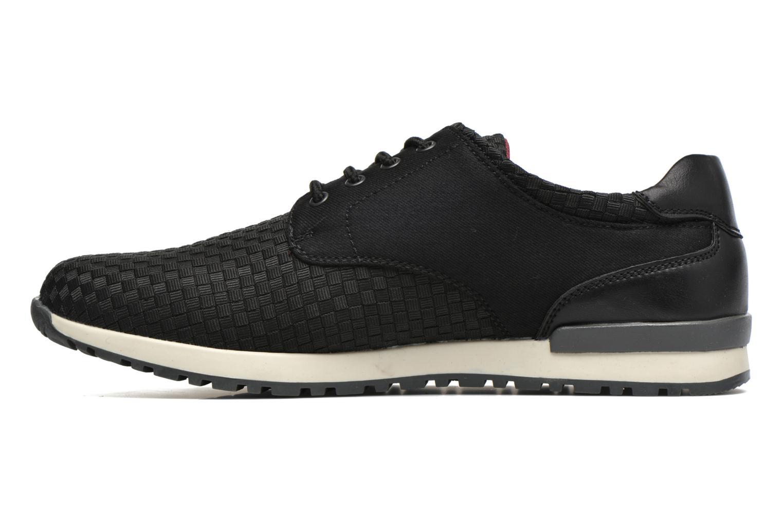 Sneaker I Love Shoes SUPELIRE schwarz ansicht von vorne