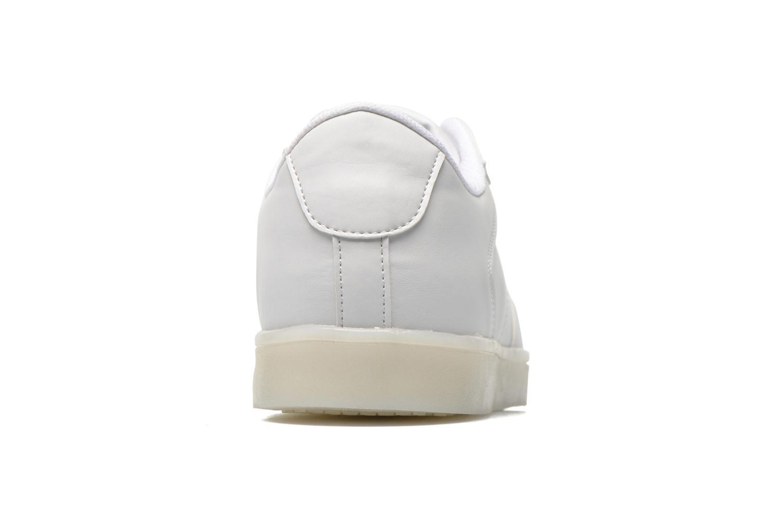 Baskets Cash Money CMS 37 Blanc vue droite