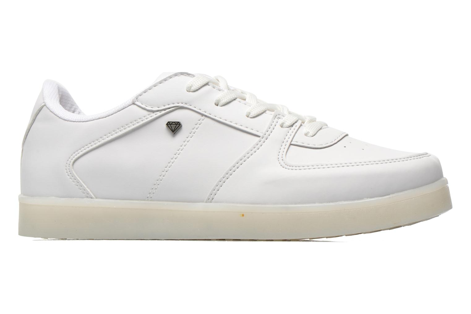 Trainers Cash Money CMS 37 White back view