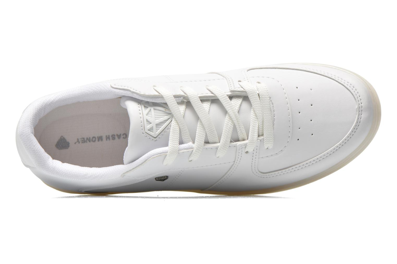 Sneakers Cash Money CMS 37 Wit links
