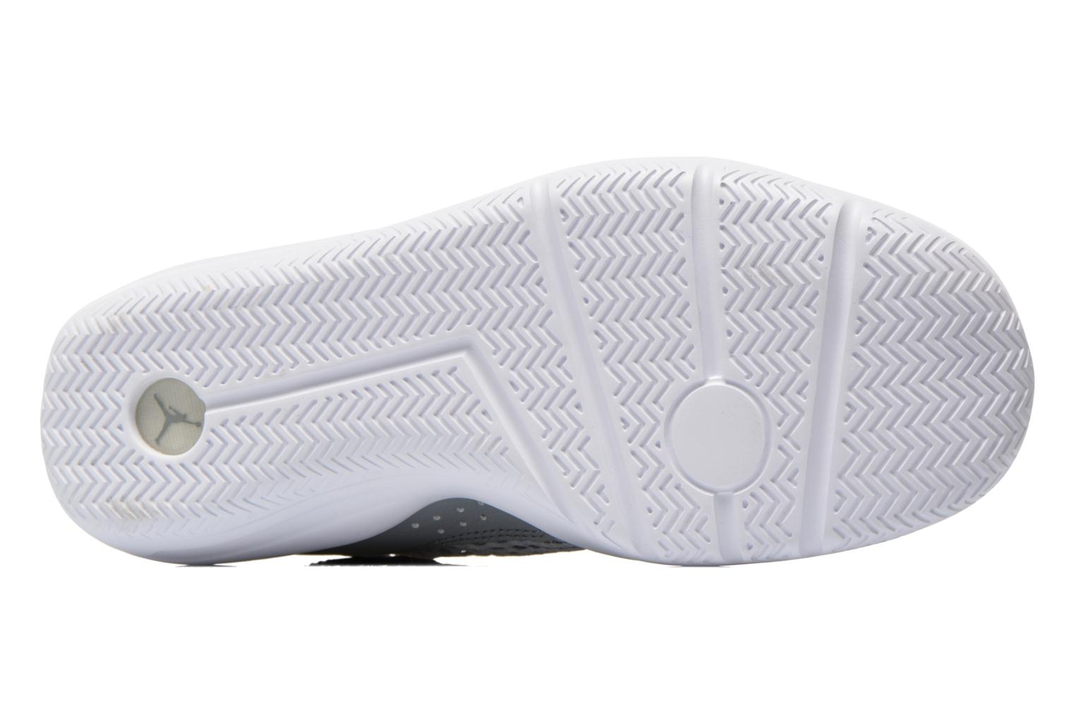 Lace-up shoes Jordan Jordan Reveal Grey view from above