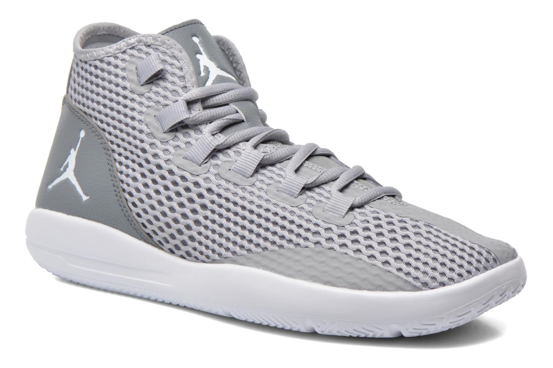 Lace-up shoes Jordan Jordan Reveal Grey detailed view/ Pair view