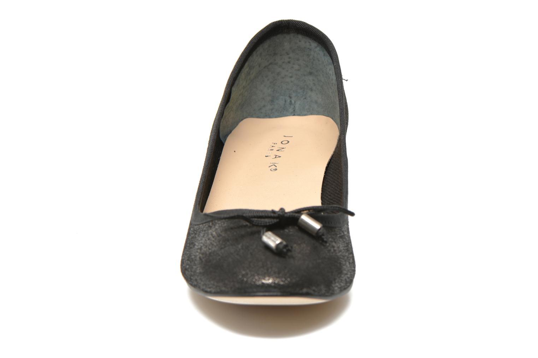 Escarpins Jonak Divy Noir vue portées chaussures