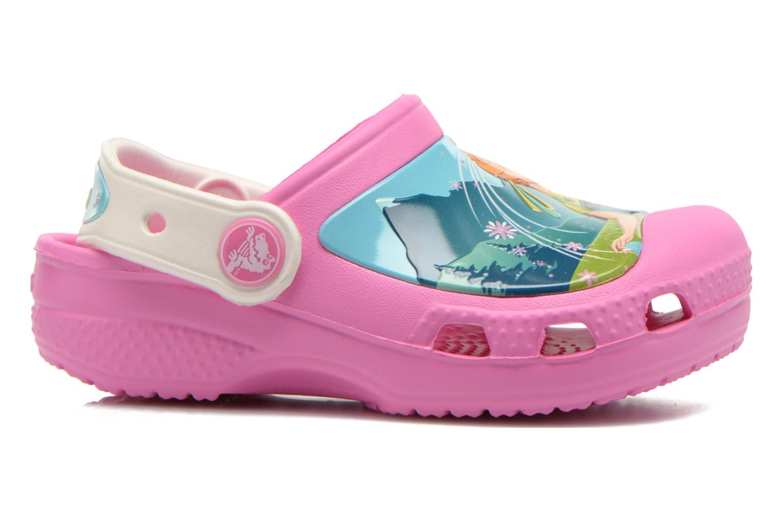Sandalen Crocs CC FrozenFever Clog K rosa ansicht von hinten