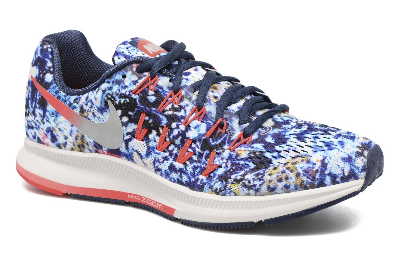 Chaussures de sport Nike Wmns Air Zoom Pegasus 33 Rf E Multicolore vue détail/paire