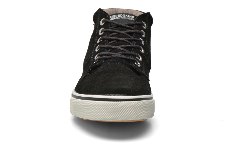 Sneaker Redskins Floris schwarz schuhe getragen